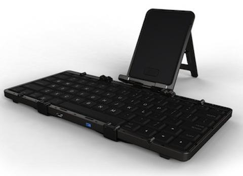 accessoires kickstarter le jorno un clavier bluetooth pliable