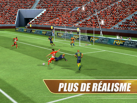apr s fifa gameloft sort son jeu de foot cuv e 2013 igeneration. Black Bedroom Furniture Sets. Home Design Ideas
