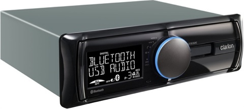 test de l 39 autoradio clarion fz502e igeneration. Black Bedroom Furniture Sets. Home Design Ideas