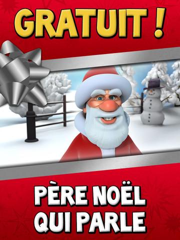 Cinq applis sp cial no l pour les plus petits igeneration - Pere noel interactif ...