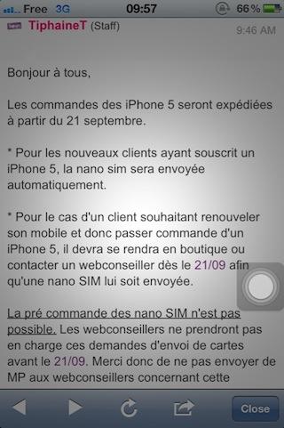 Les Iphone Orange Sont Ils Bloques