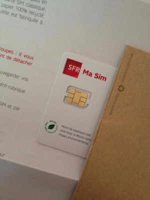 carte nano sim sfr iPhone 5 : SFR & Sosh, les premières Nano SIM arrivent à domicile