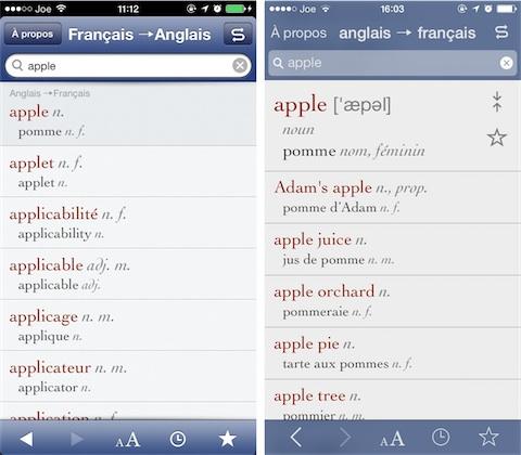 gratuitement dictionnaire ultralingua