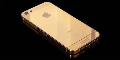 iphone 5s les mod les en or arrivent chez les op rateurs. Black Bedroom Furniture Sets. Home Design Ideas