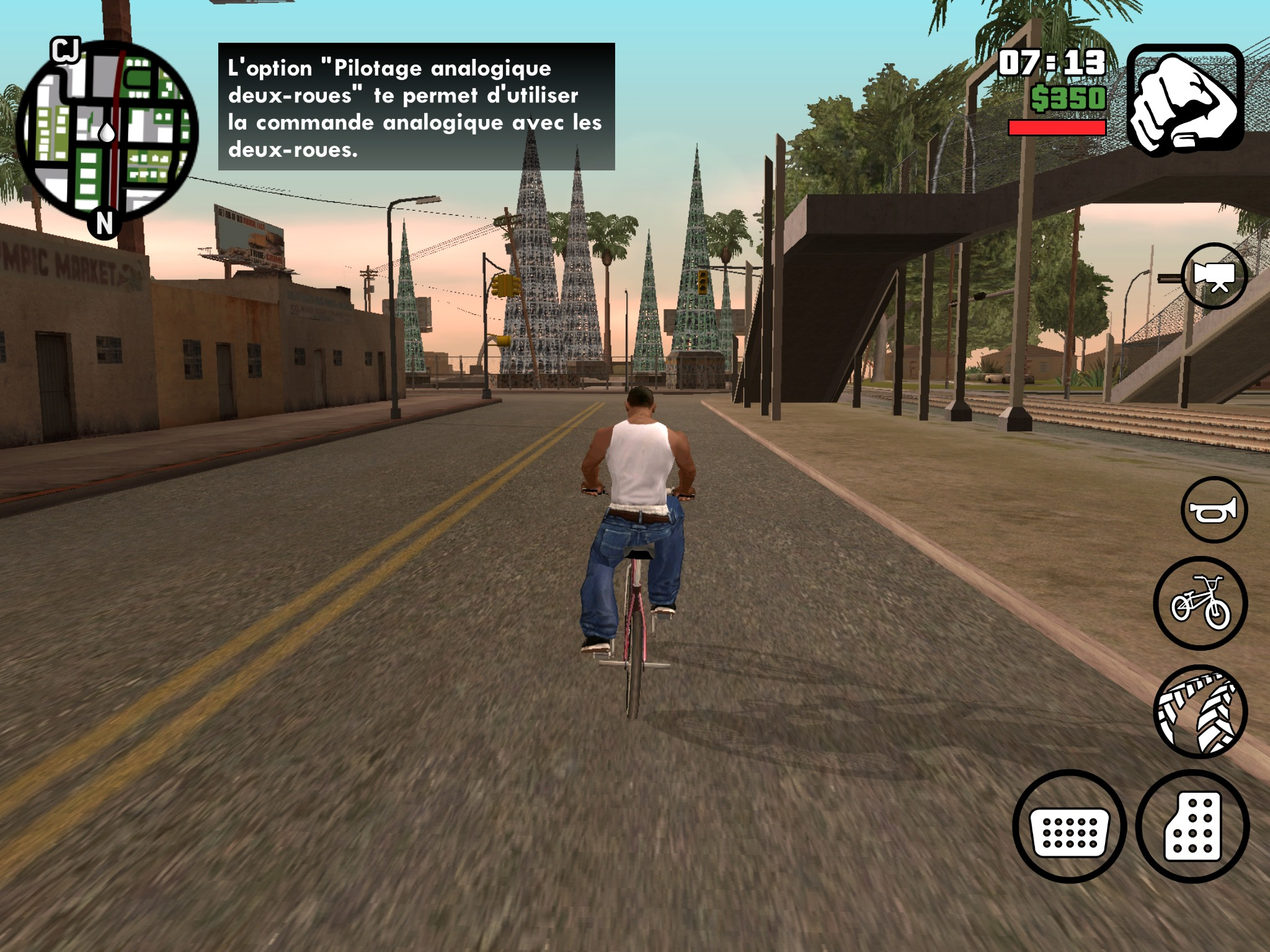 grand theft auto  san andreas est disponible