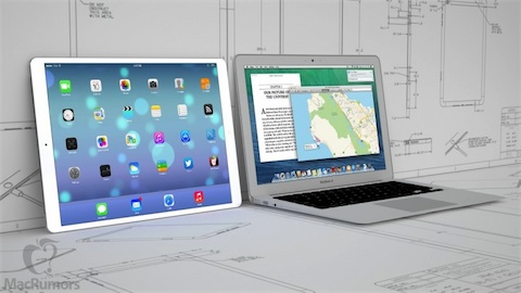 Un nouveau concurrent pour le MacBook Air ? (image : MacRumors)