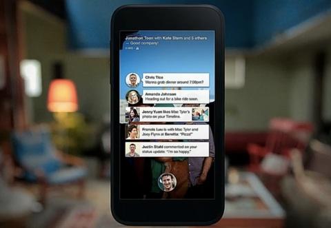 Facebook Home : une surcouche Android et un smartphone HTC
