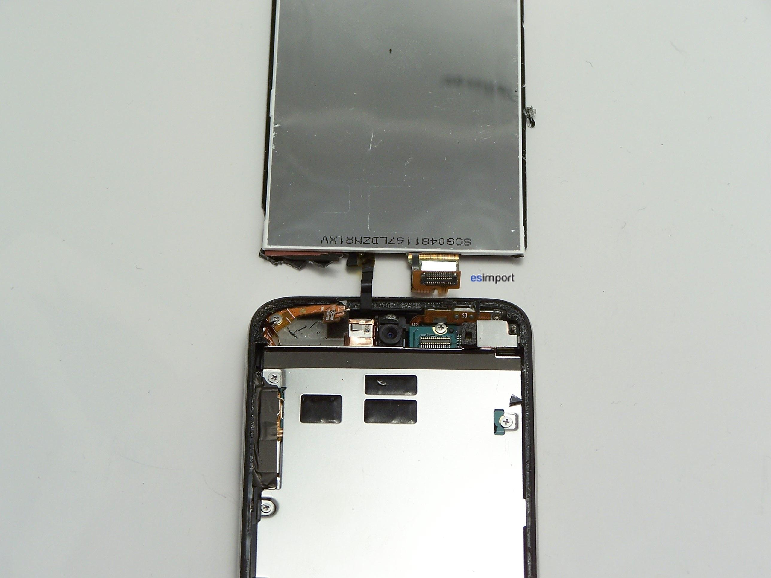 comment reparer ecran ipod touch 4