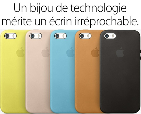 coque iphone 5 se apple