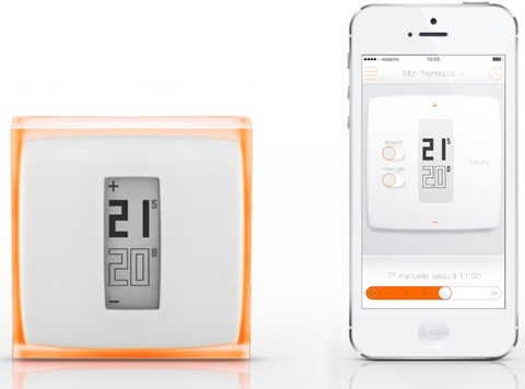 netatmo d voile un thermostat connect pour les chaudi res fran aises igeneration. Black Bedroom Furniture Sets. Home Design Ideas