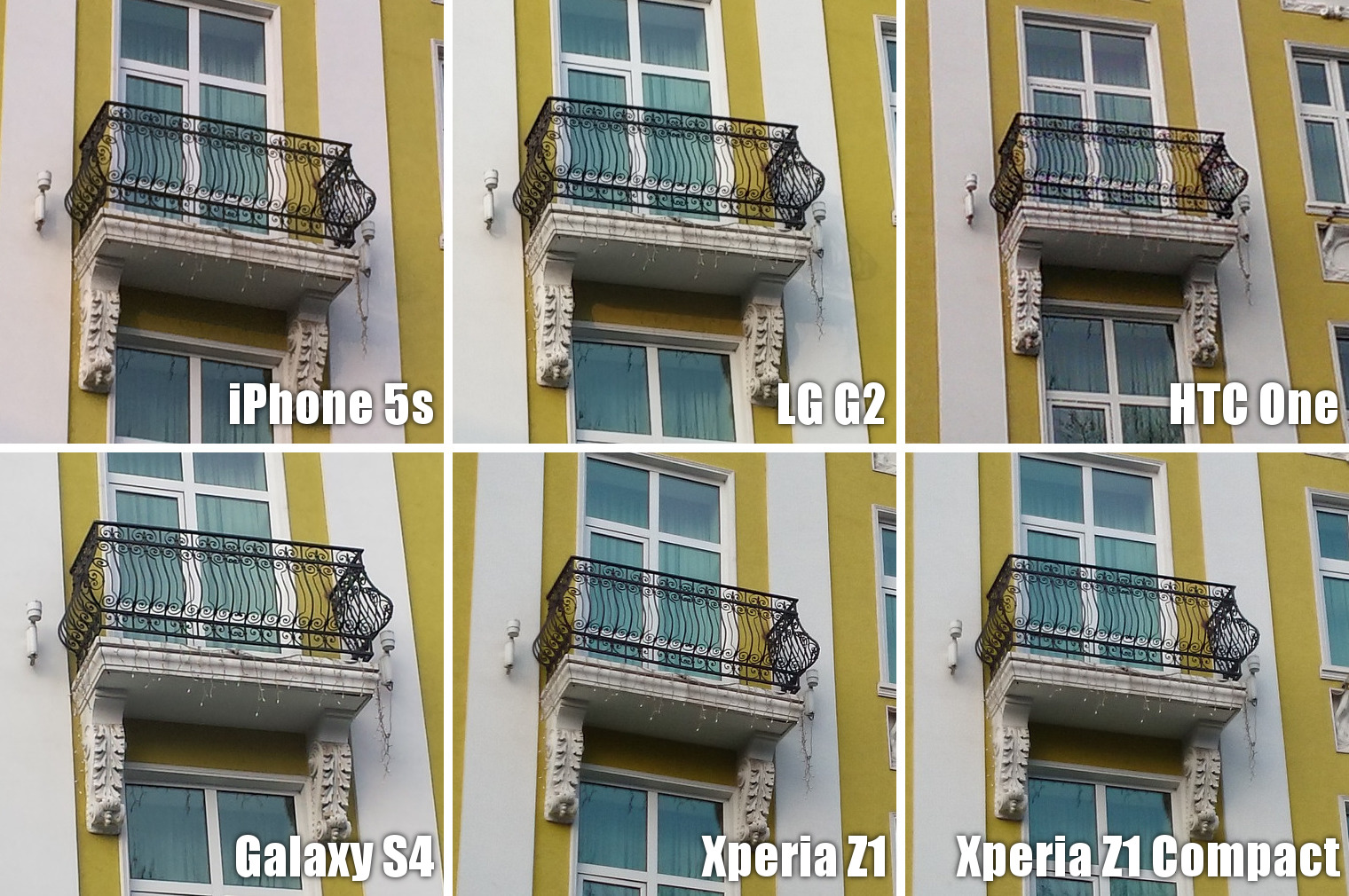 Photo : l'iPhone 5s meilleur que les smartphones Android ...