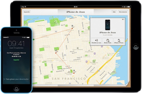 ios 7 il est possible de d sactiver find my iphone sans