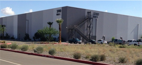 L'usine d'Apple en Arizona