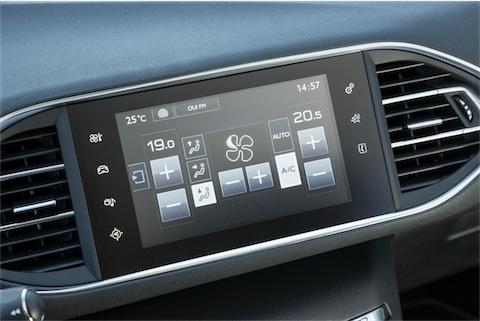 Concept une interface tactile novatrice pour les for Photo ecran 308