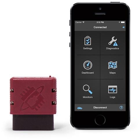 kickstarter le mx wifi relie votre voiture l iphone. Black Bedroom Furniture Sets. Home Design Ideas