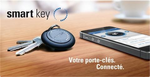 Test Du Porteclés Connecté Smart Key DElgato IGeneration - Porte clé connecté